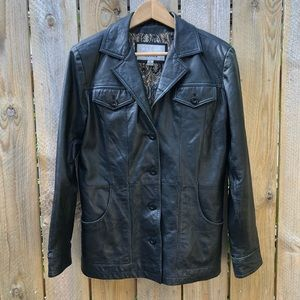 Wilson Leather | Leisure Jacket Size L